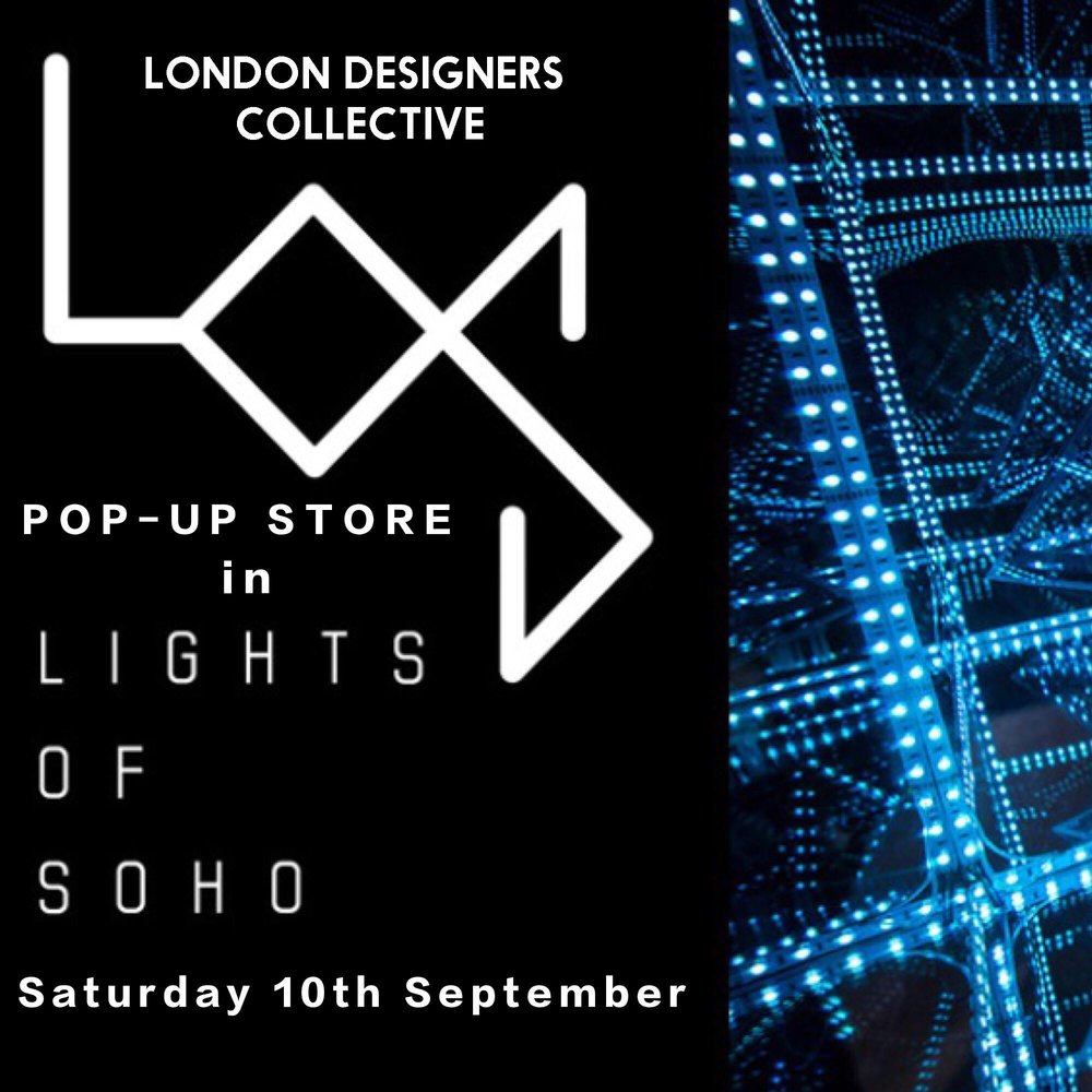 Location: Lights Of Soho, 35 Brewer Street, W1F 0RX, London  Confirm your attendance  here