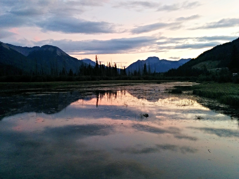 Vermilion Lakes, Banff