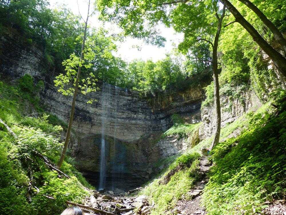 Upper Tews Falls