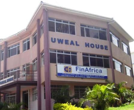 UWEAL owns real estate in downtown Kampala