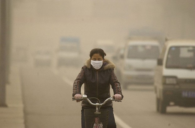 Outdoor air pollution has grown 8% globally in the past five years, with billions of people around the world now exposed to dangerous air,  according to new data  from the World Health Organisation (WHO)