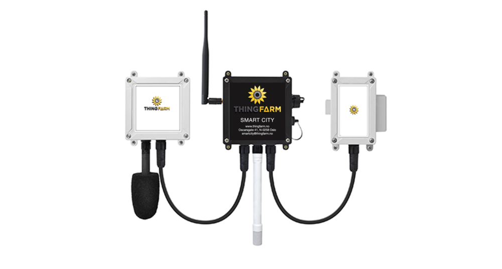 Our advanced wireless smart air sensors sends real-time data through 4G (GSM) and are powered by energy/solar panels.. Delivering qir quality sensors in all parameteres from CO, CO2, Pressure, No2, PM1/2,5/10 and more.