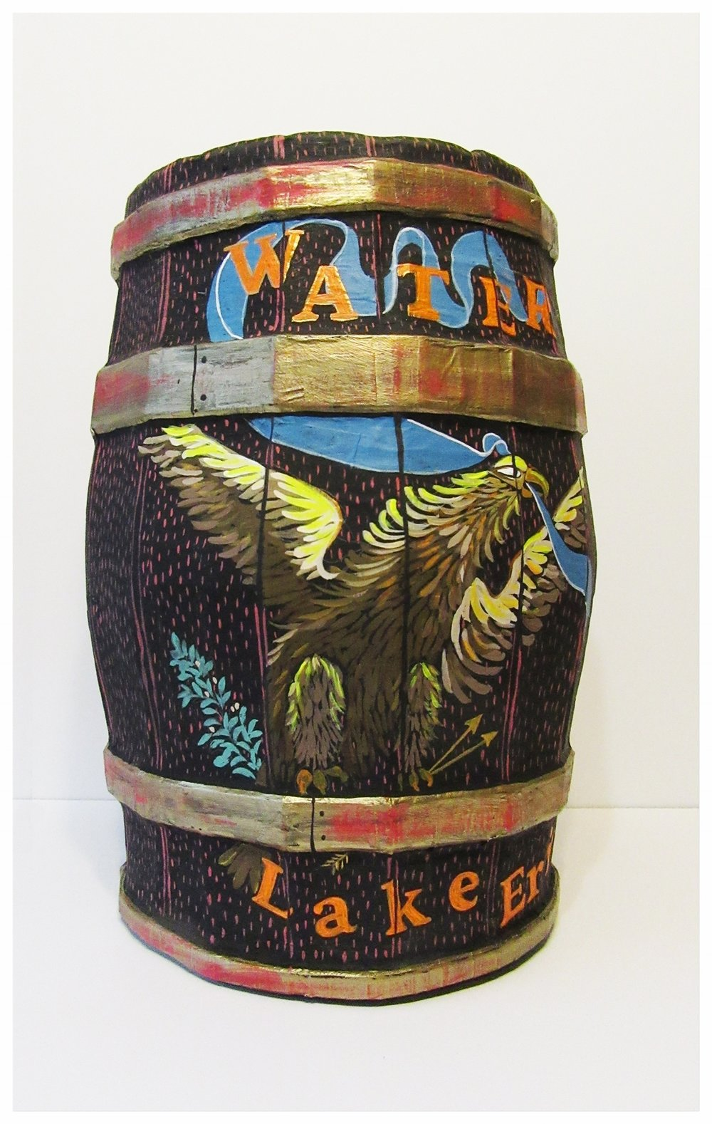 Marriage of the Waters Barrel