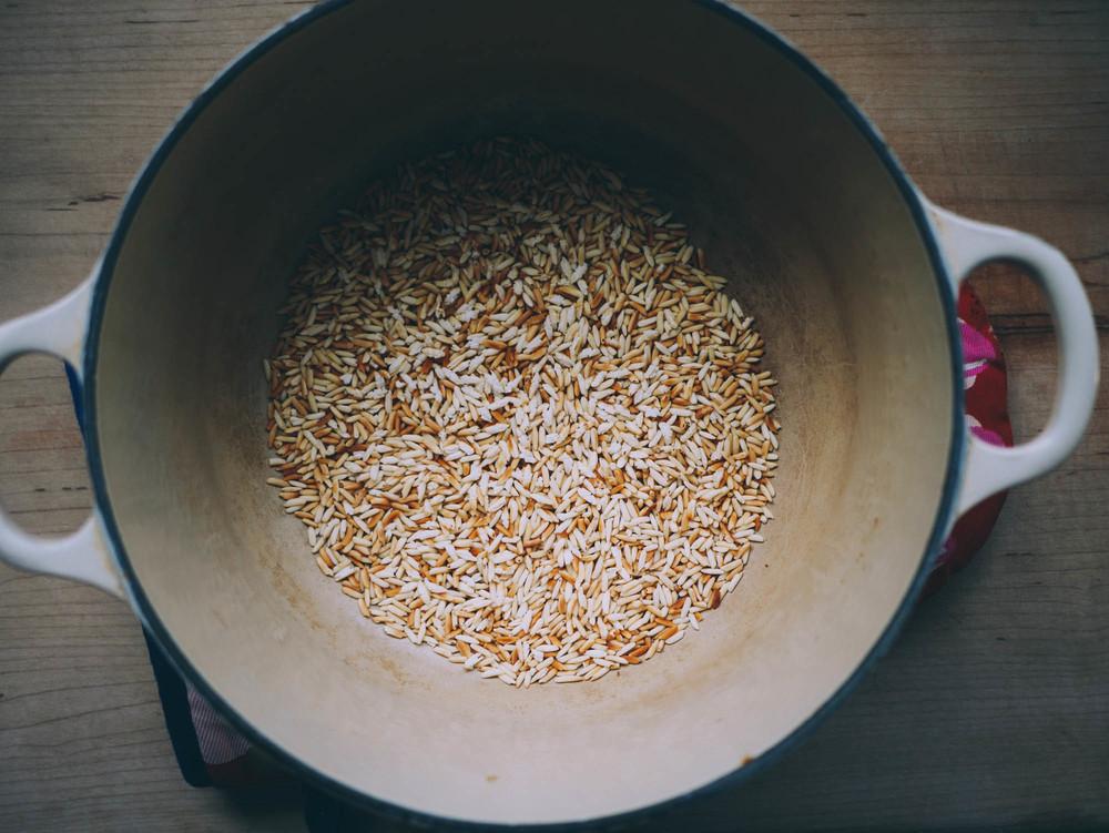 Jeni's Toasted Rice Ice Cream | metalandhoney.com #jenisathome