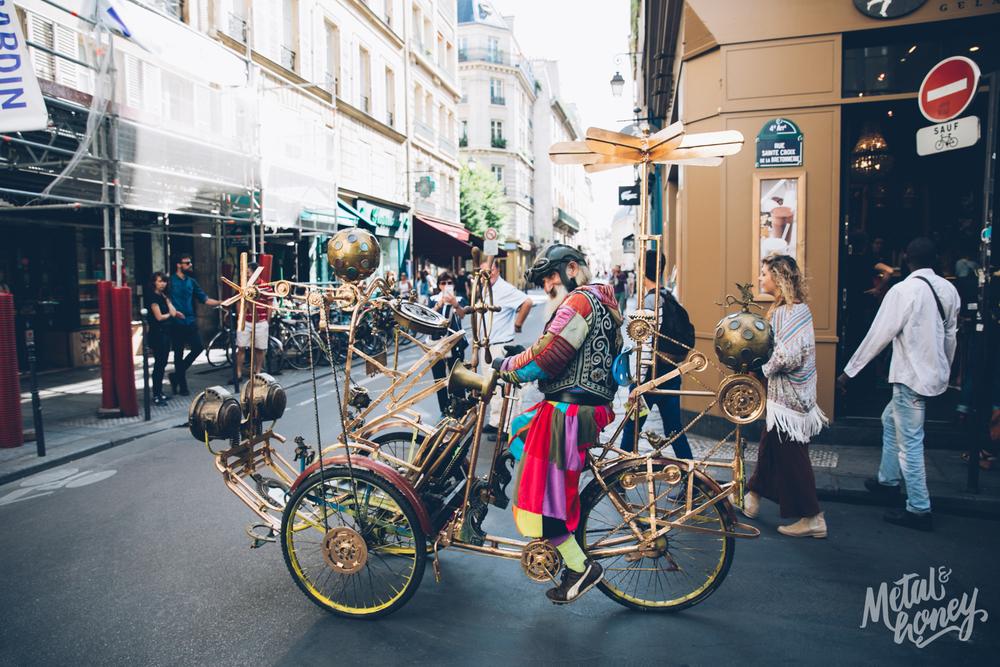 A day trip in Paris | metalandhoney.com