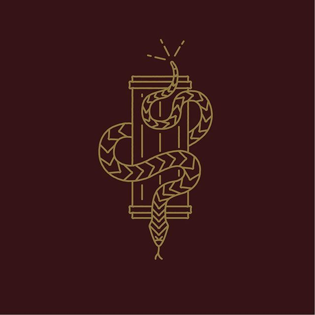 Pillars of Serpents (2.0) out now! New icon... I think that's number 13 for this record cycle and I'm almost out of ideas 😀