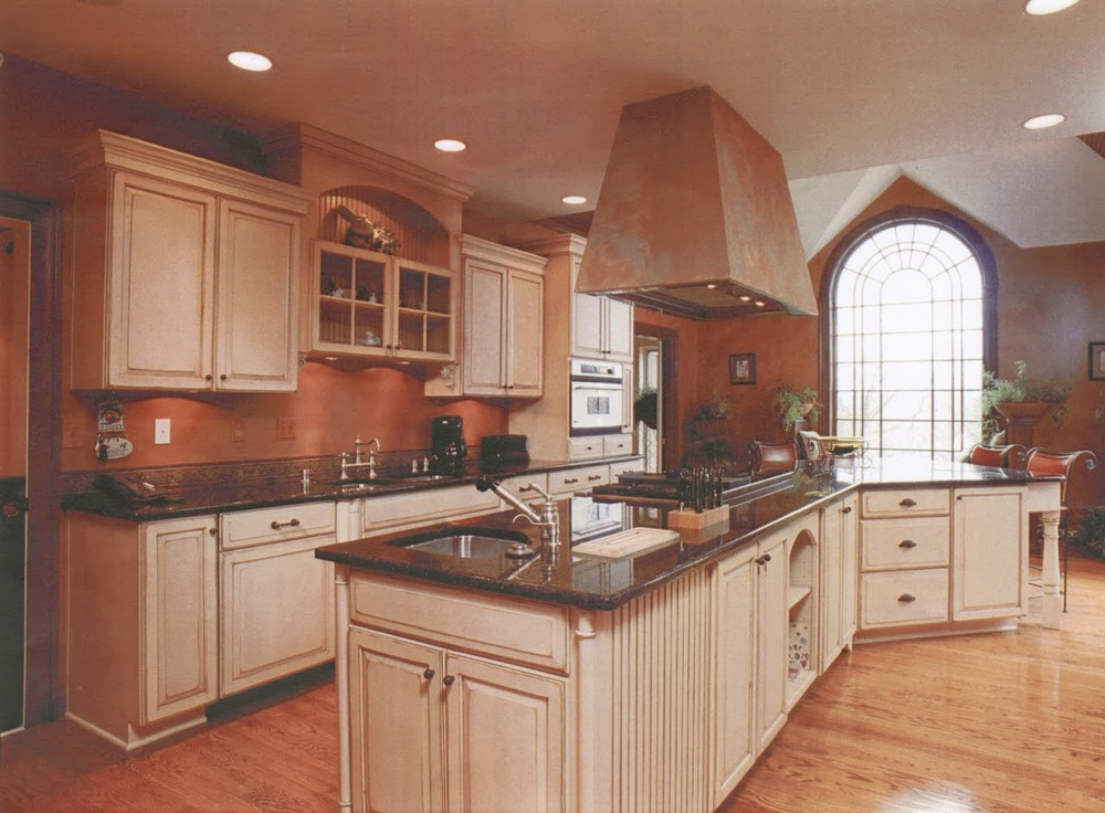 Remodel: kitchen
