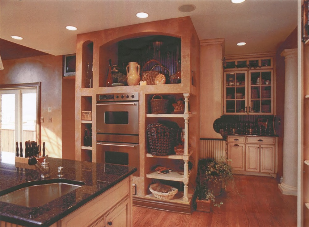 Remodel: kitchen and pantry