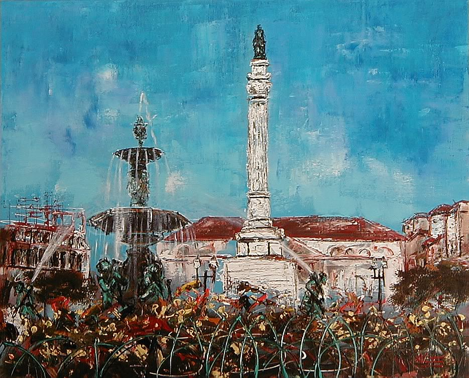 Artur Ventura - Rossio, Lisbon