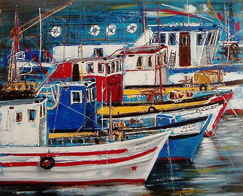 Artur Ventura - Boats