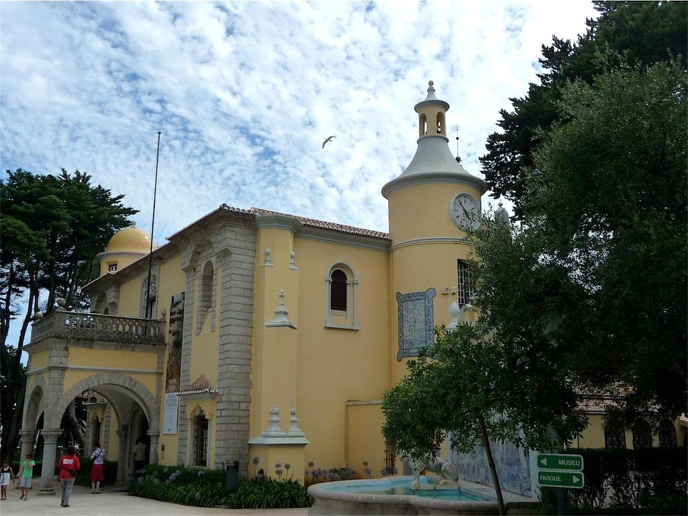 Museu - Biblioteca Conde de Castro Guimarães, Cascais