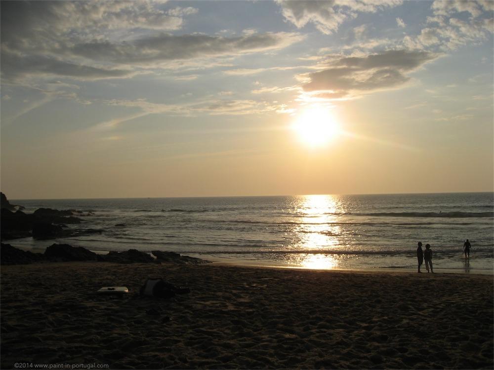 Guincho Beach Sunset, Cascais