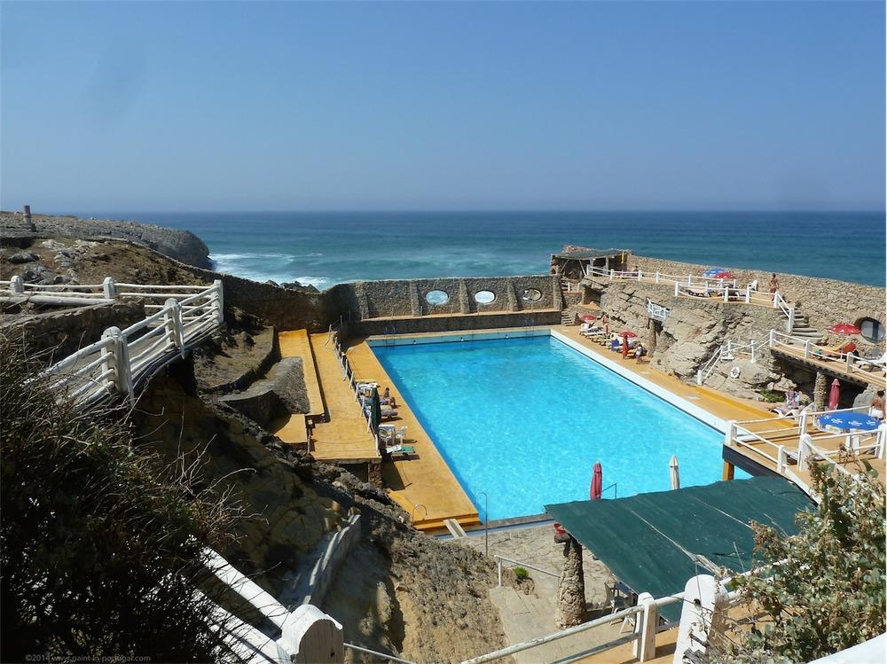 Arriba's Pool, Guincho, Cascais