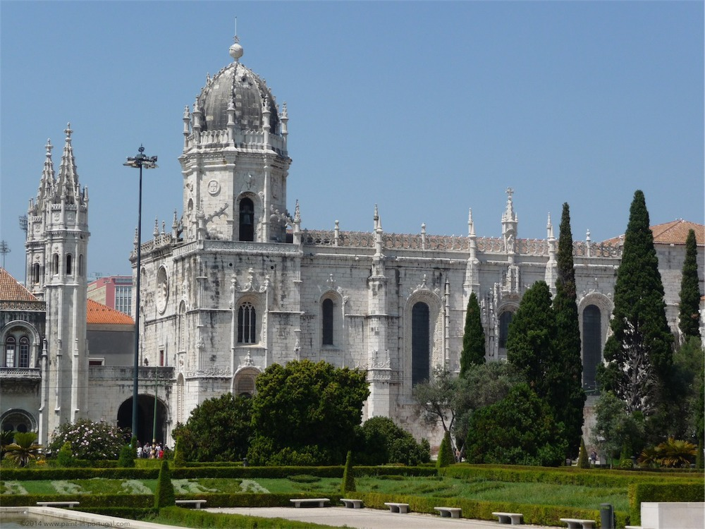 Jeronimos Monnastery, Lisbon