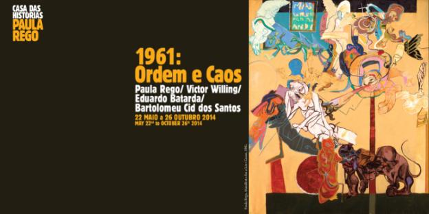 Ordem e Caos -Exposição Paula Rego, Cascais