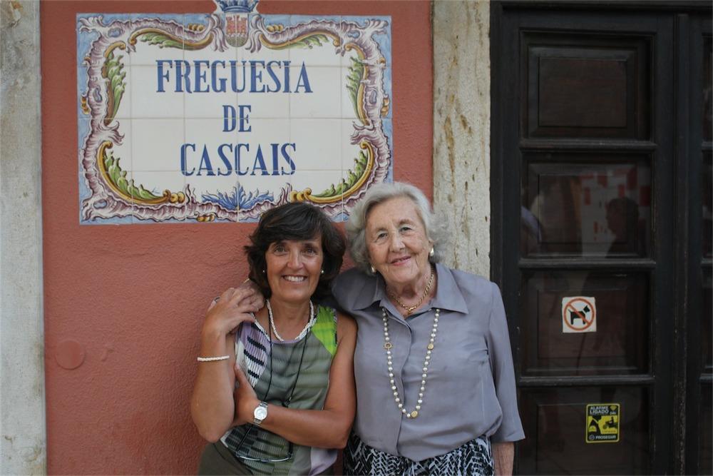 LINHA DE MAR, from Cascais and Estoril Exhibition, margarida Ornelas and Josefa Vasconcellos