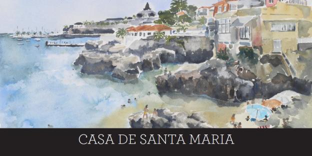 Exhibition Coastal Lights Aspiring Girls Cascais