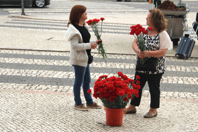 April, 25th Workshop - Lisbon, Cravos