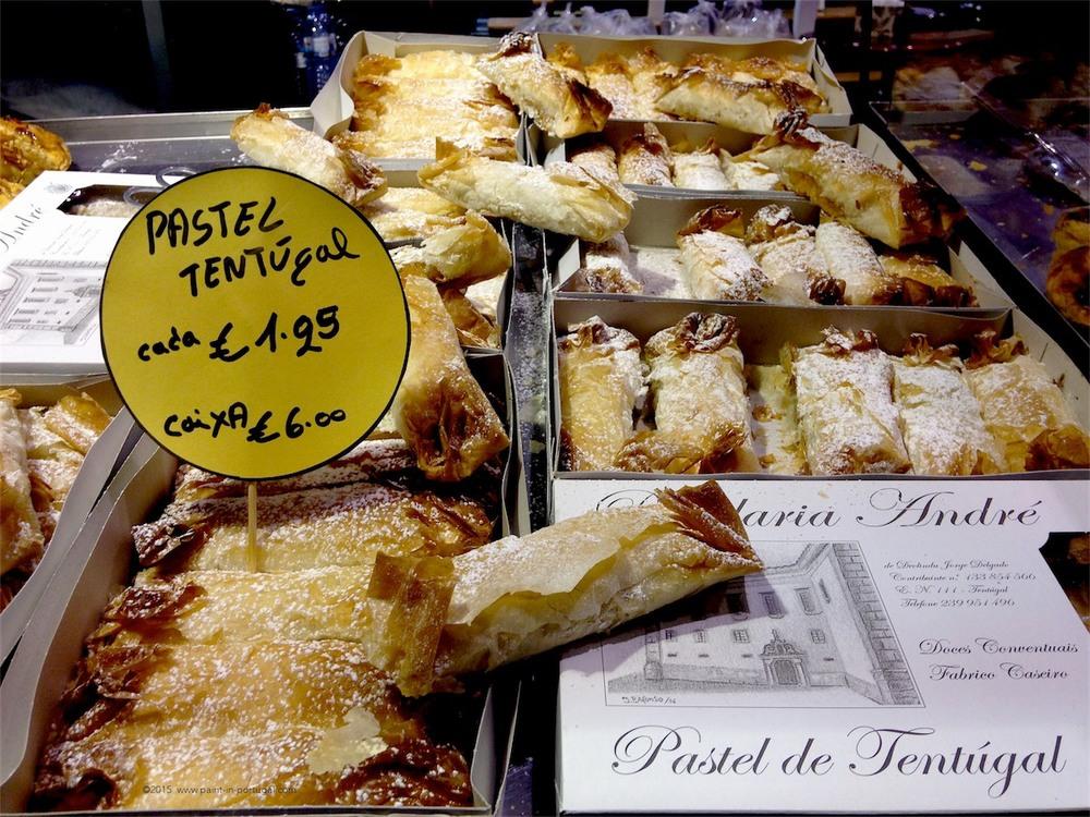 Pastéis de Tentúgal, Portugal