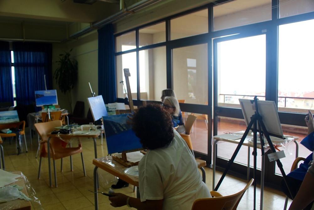 Workshop Pintura 5 Nov - Paint in Portugal