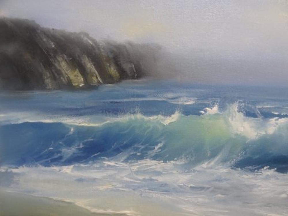 Anabela Faia's Sea Painting