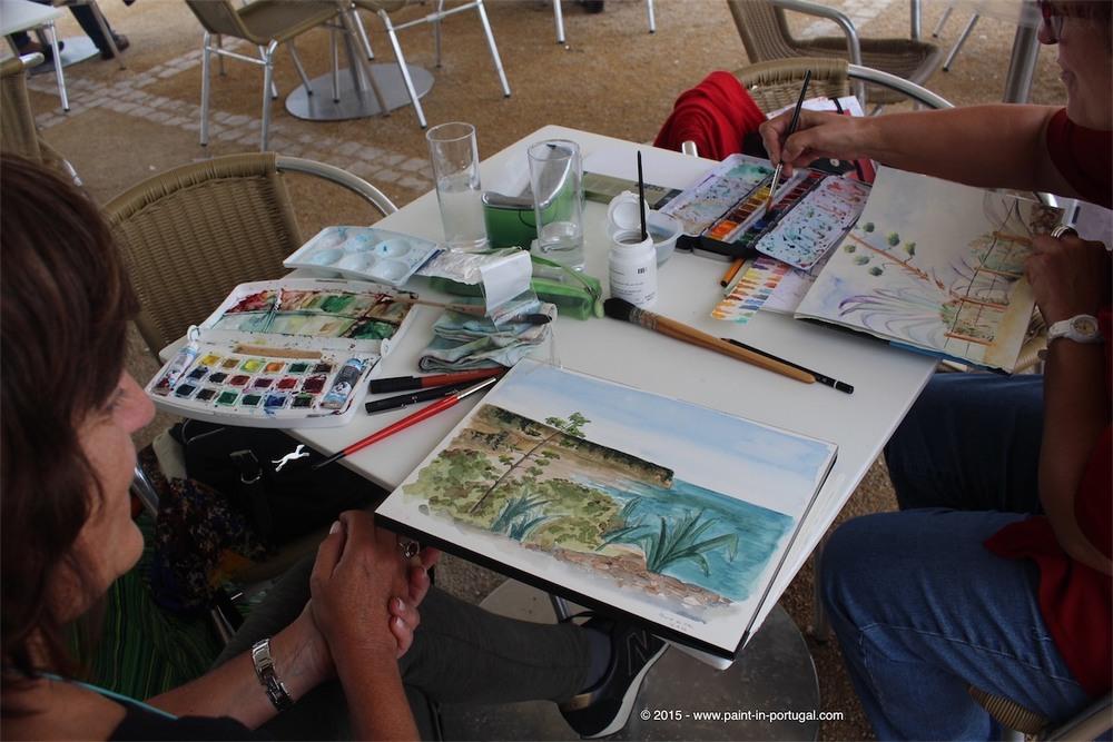 Workshop - São Pedro Beach - Cascais, Portugal