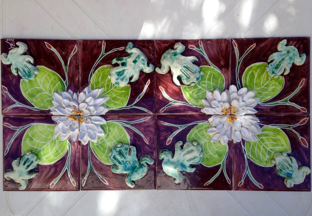 Tiles, , Elsa Figueiredo