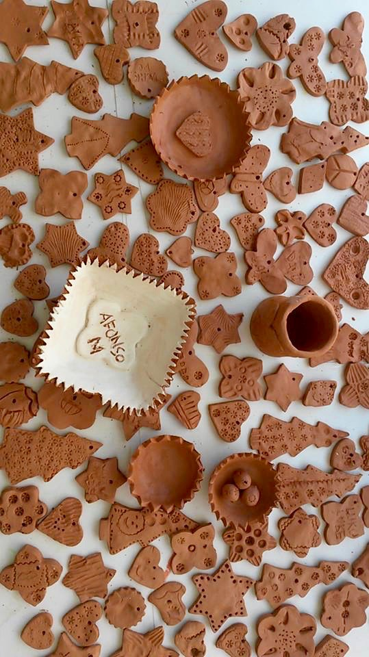 Ceramic, Elsa Figueiredo