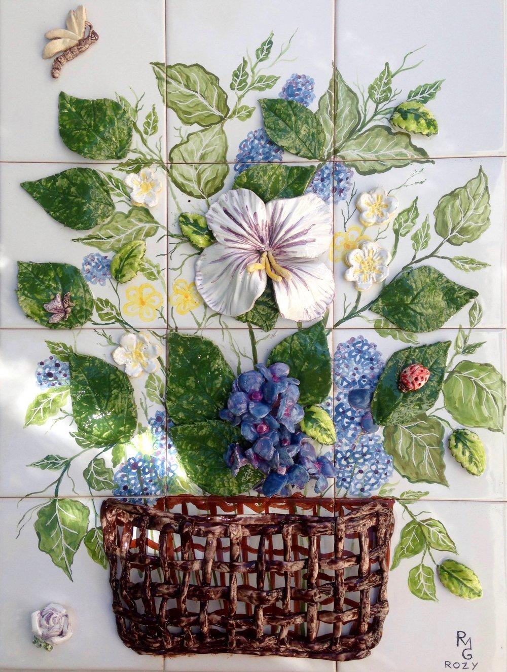 Tiles, Elsa Figueiredo