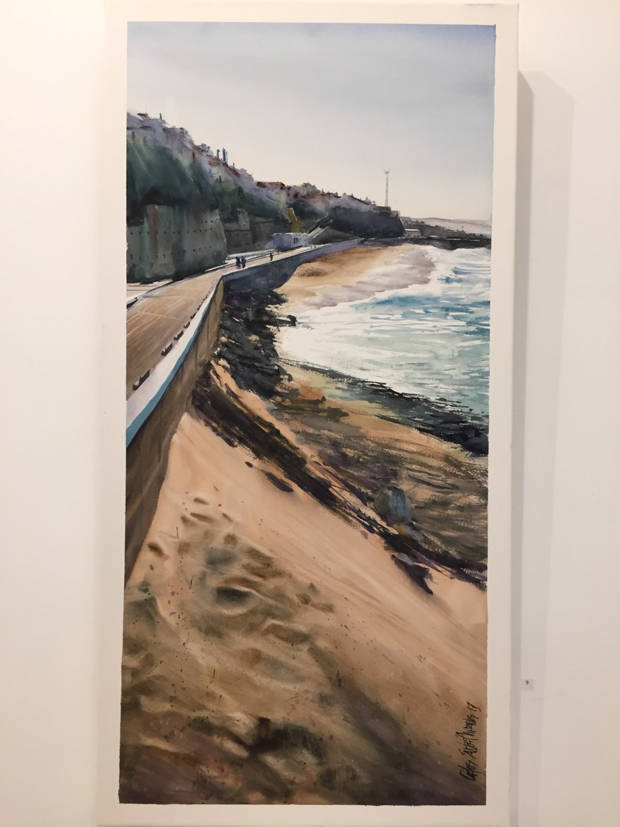 Carlos Marques Ericeira Exhibition - 201702