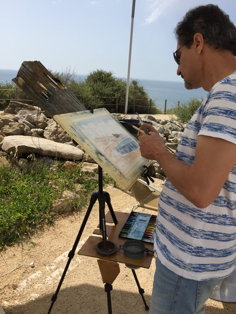Painting Meeting S Pedro Estoril - 20170524