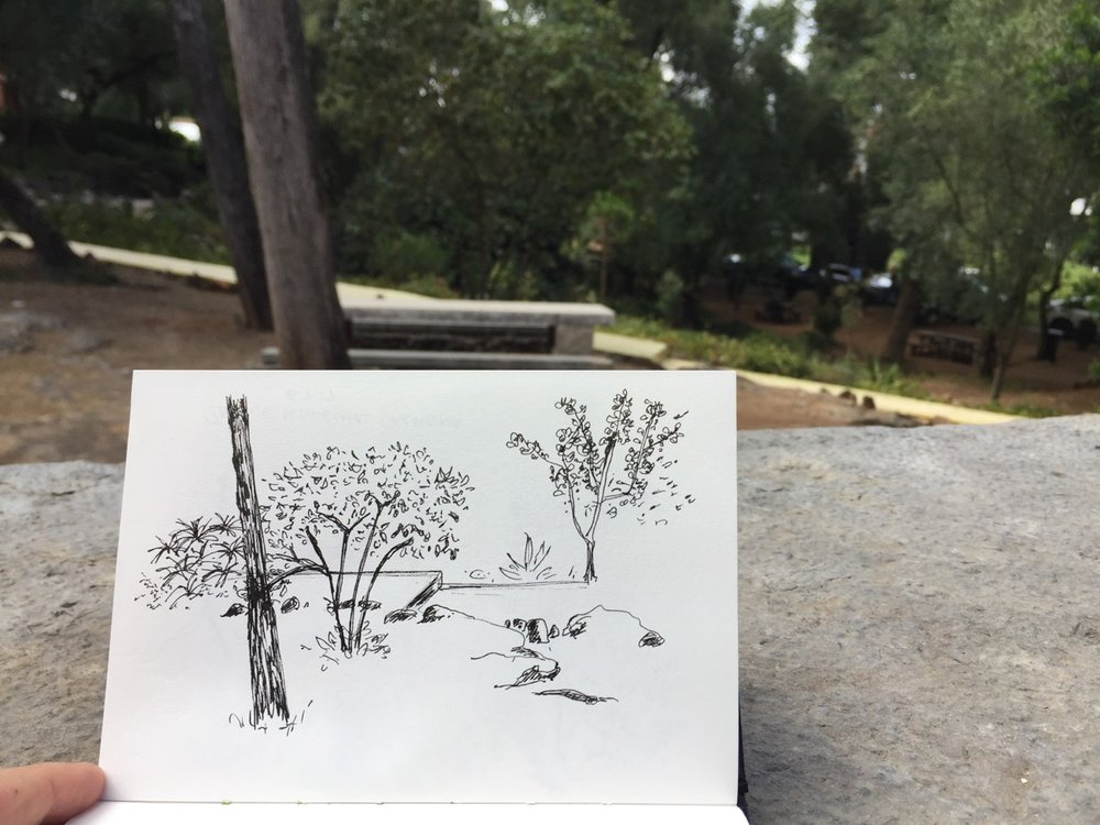 Painting Meeting - Parque marechal Carmona 201707