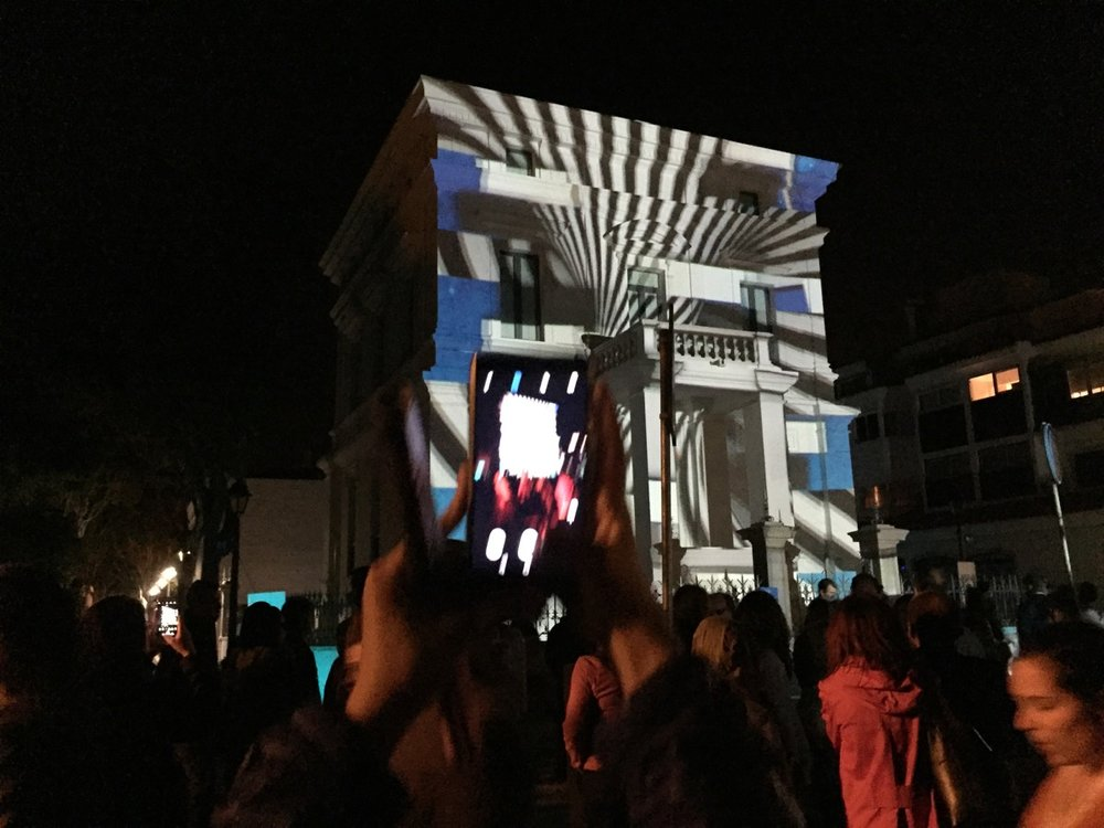 Lumina Cascais 2018 Sep Light Festival