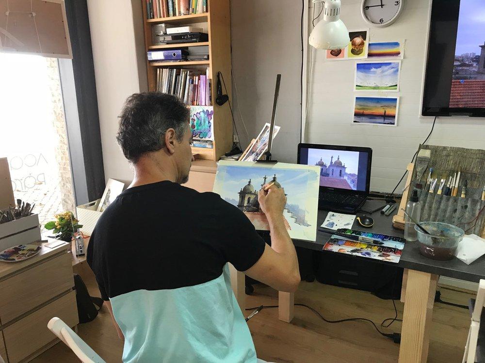 Artistic Escapade 2018Aug