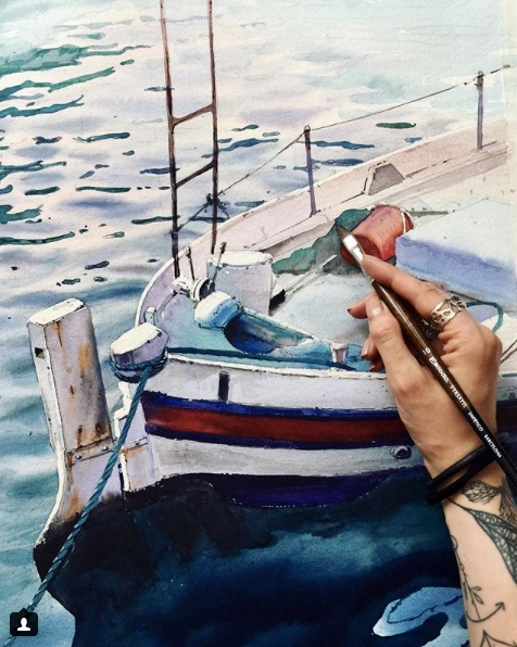 Julia Barminova - Works