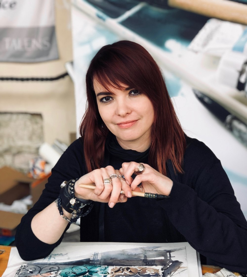 Julia Barminova
