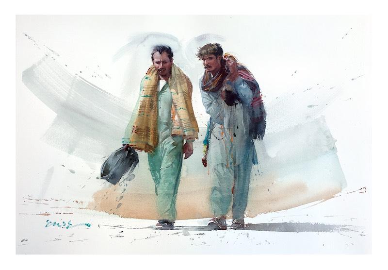 Eudes Correia - Paquistan