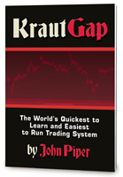 A complete gap trading system for the Dax, delivered in a 10 part course.