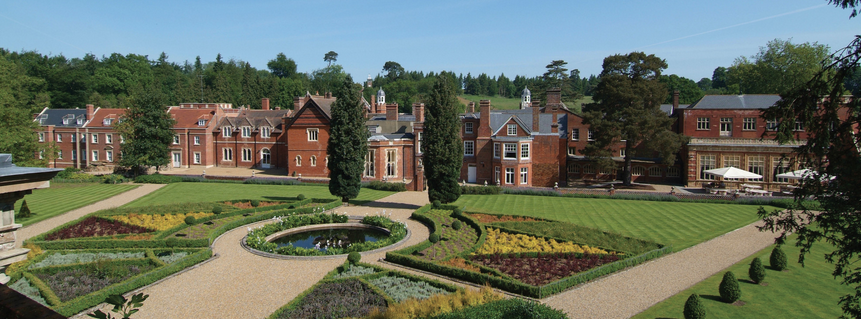 The beautiful Wotton house where we hold all of our POM seminars.