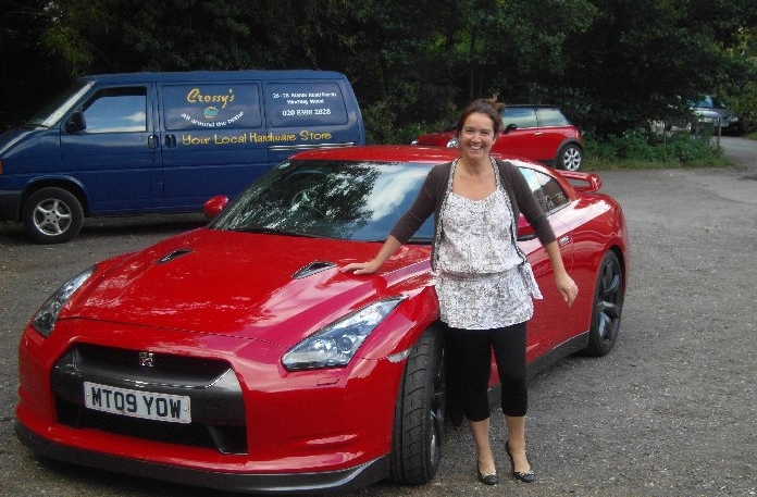 Here is a GTR - what a monster! My then-girlfriend took one look at it and would not even get in it! I had to find a replacement - it was so fast it gave me a headache.