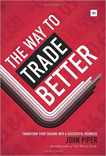 The way to trade better - official book cover image