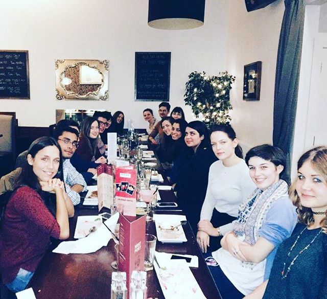 A few weeks ago, we celebrated a new semester with our entire Enactus St Andrews family with an amazing meal. #enactussta #goodfoodgoodfriends