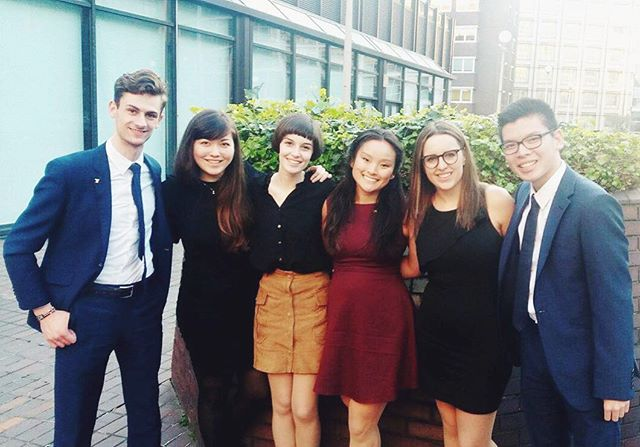 What a week! @enactusuk Nationals was such a blast! Our presentation team worked so hard and we are very proud.  We wish Nottingham the best at Worlds! #weallwin #enactusuknationals