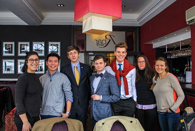 "Reharvest had a pleasant meeting yesterday afternoon with the Companion. ""We prevailed, this is about uniting goodness, building bridges, and empowering individuals to go on and do real change in St Andrews."" —Christophe. Great meeting and inspiring human beings!! #enactus #reharvest #uofstandrews #enterpreneur #actions #bringchanges #inspiringstories #thatshowwework #totheunion #andthehopethatyouprovide #pride"
