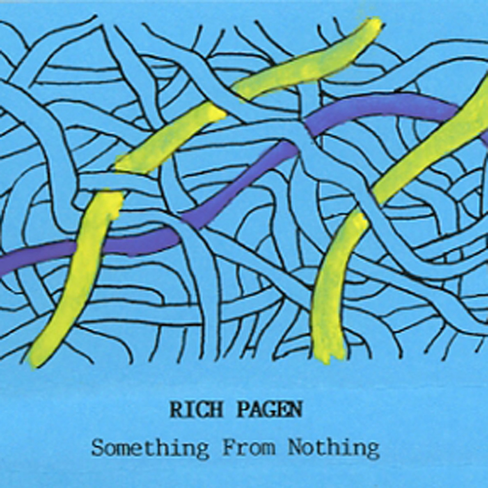 Rich Pagen - Something from nothing (1995)
