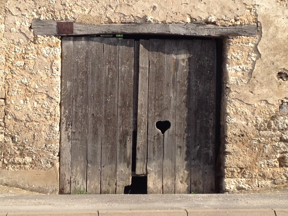 Grange door love Ancier France 2013.JPG