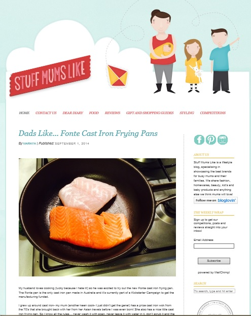 http://www.stuffmumslike.com/2014/09/dads-like-fonte-cast-iron-frying-pans/