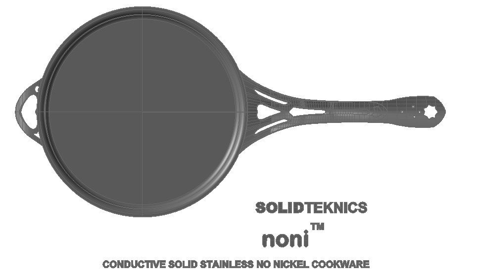 As much design detail as Solidteknics is willing to release at this point. Advanced CAD model. Now, where is that lid?!