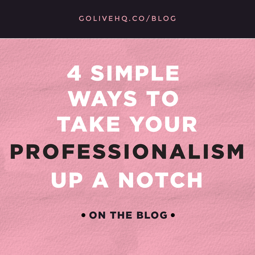 business advice by golivehq.co