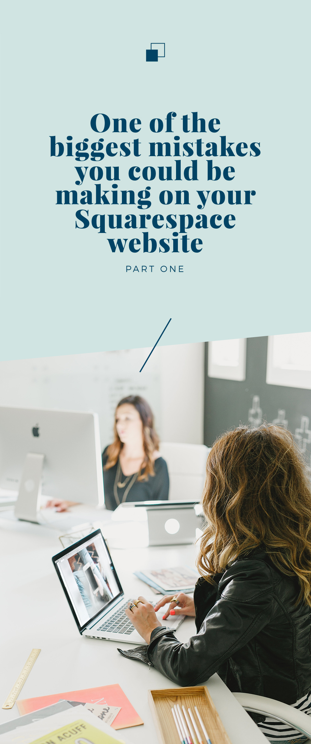 squarespace website tips